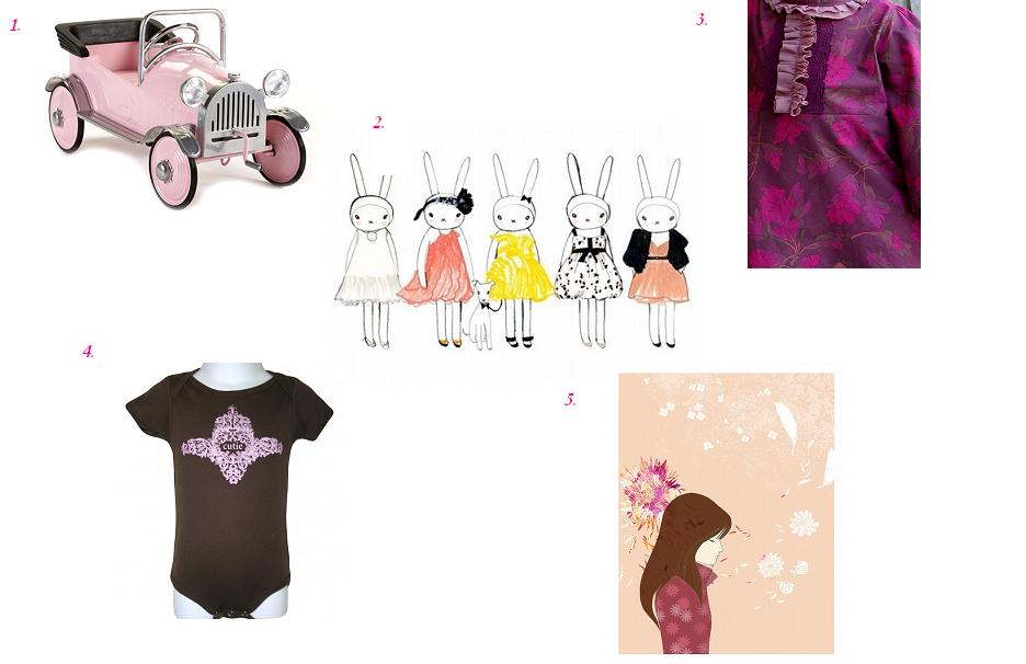 Stylish Gifts For Little Divas Aphrochic Modern Soulful Style