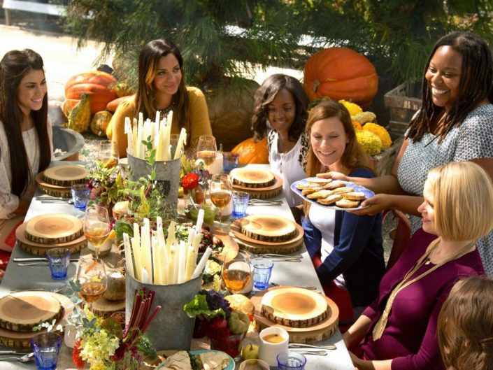 aphrochic - thanksgiving brunch