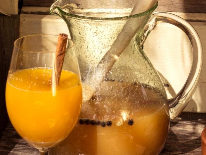 aphrochic - spiked pumpkin juice