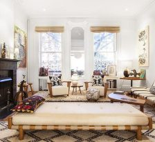 A Stunning Brooklyn Heights Interior