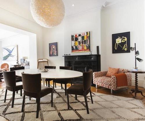 The Dining Room Brooklyn: A Stunning Brooklyn Heights Interior - AphroChic