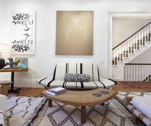 aphrochic - Brooklyn Heights Living Room