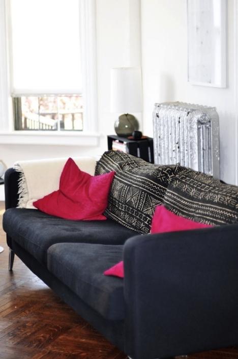 aphrochic - Mud Cloth Sofa