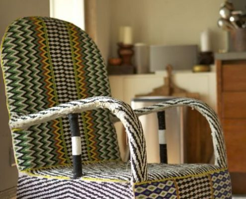 aphrochic - yoruba chair