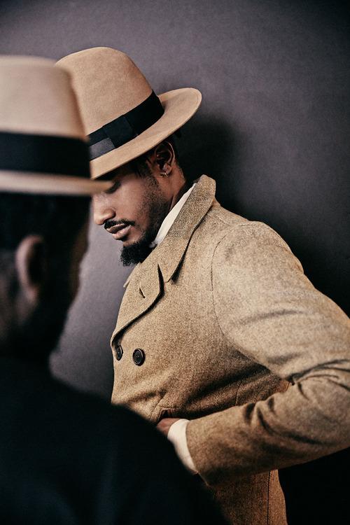 15 best Fashion Portraits - Hats images on Pinterest ... |Hat Fashion Photography
