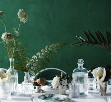 Update Your Walls In Emerald Green