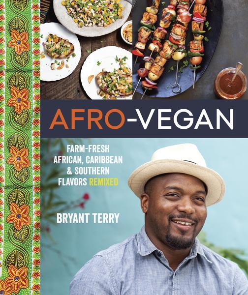 aphrochic - afro vegan cookbook