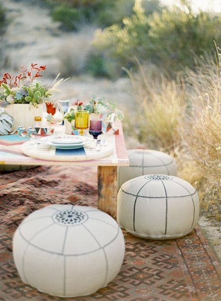 AphroChic: Stylish Ideas For A Summer Picnic