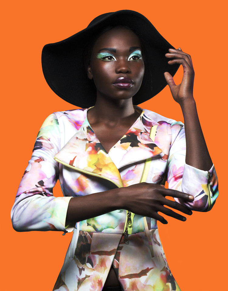AphroChic: This Fashion Editorial Is Packed With Color Inspiration
