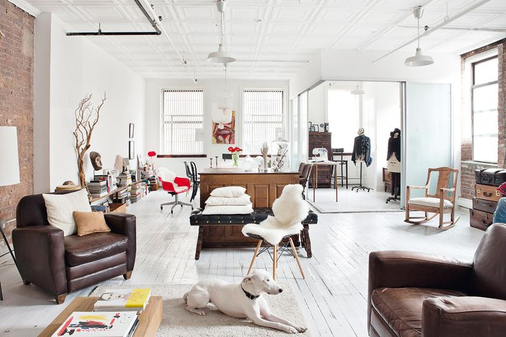 A Manhattan Loft Fuses French And Asian Style Aphrochic