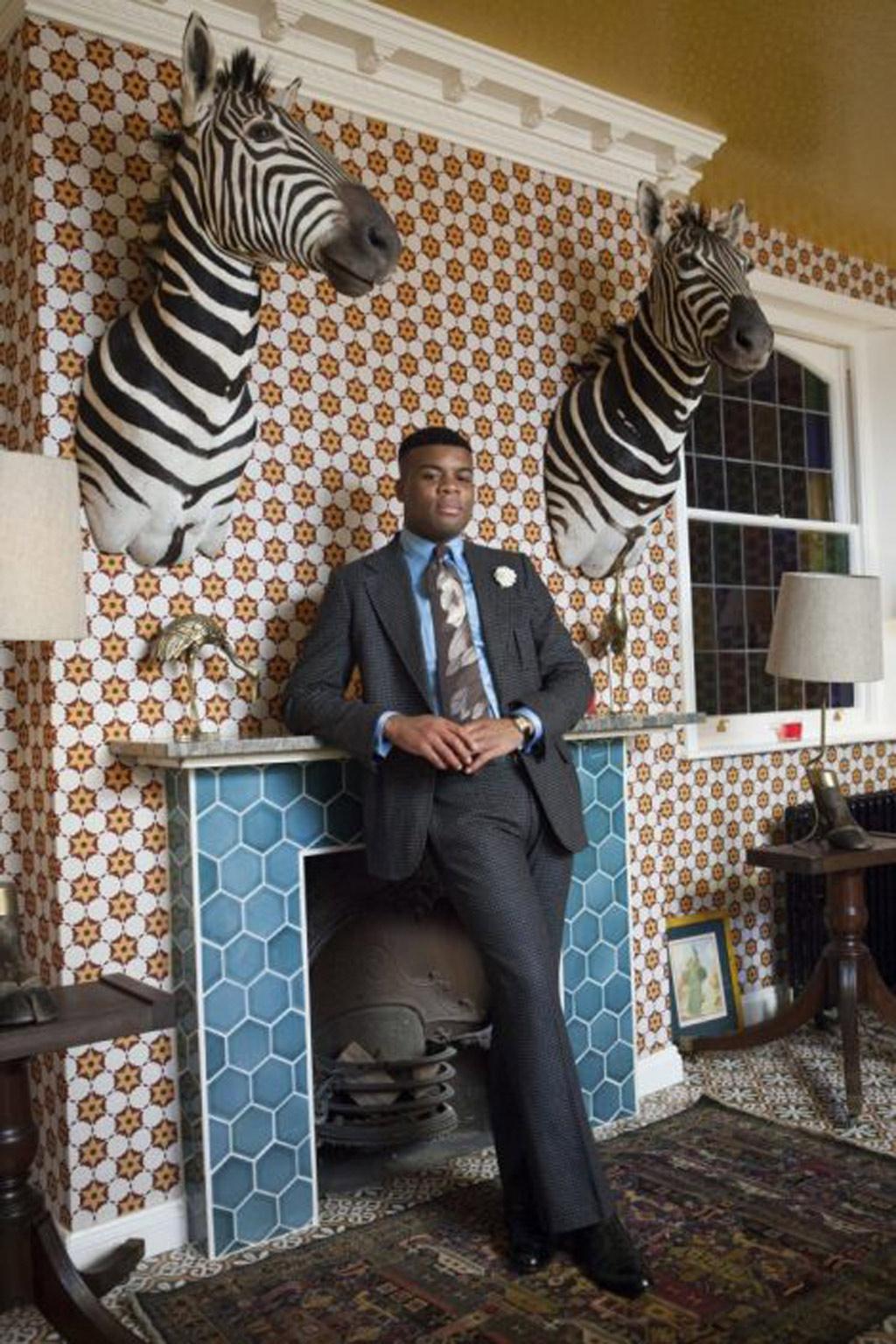 aphrochic - Barima Owusu-Nyantekyi at the King's Head Club, London, Rose Callahan