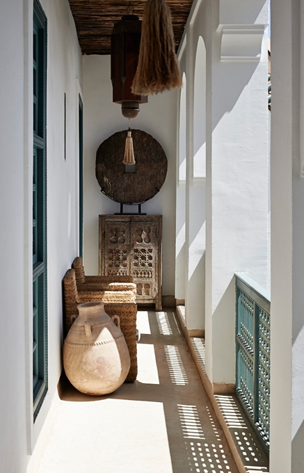 aphrochic - riad in marrakech