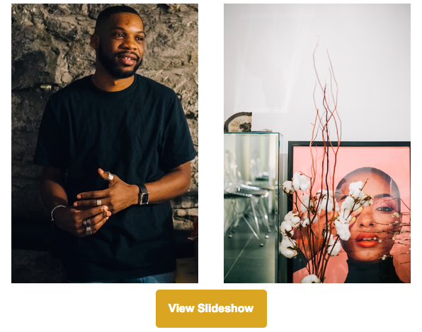 AphroChic: Homes of Brooklyn: Reuben Reuel