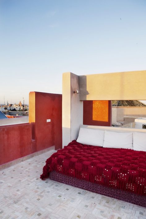 A Luxurious Moroccan Boutique Hotel Aphrochic Modern