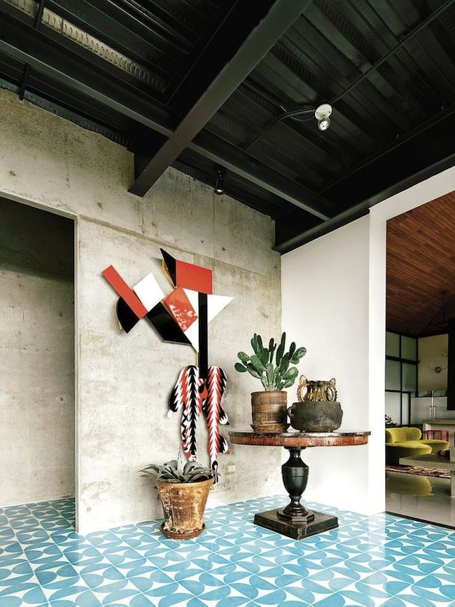 An Artisan Home In Guatemala City Aphrochic Modern