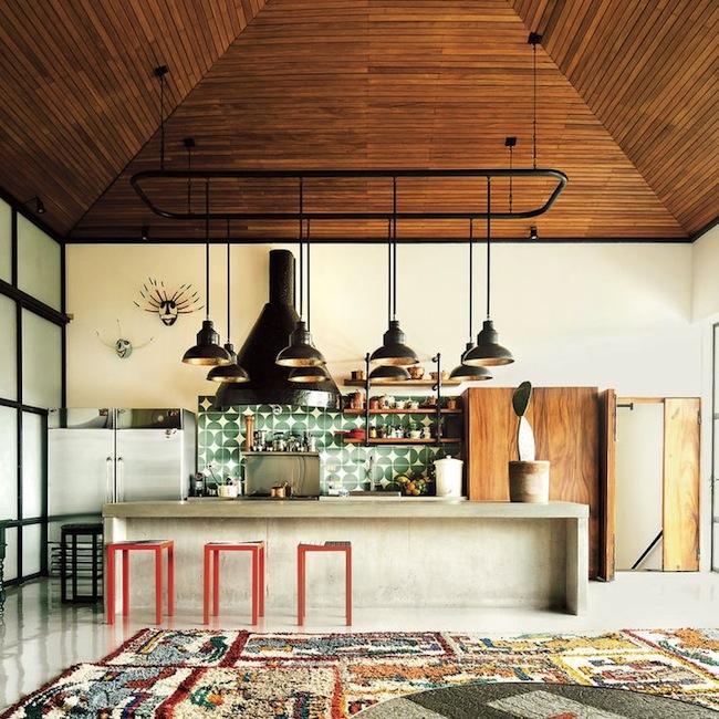 aphrochic - kitchen
