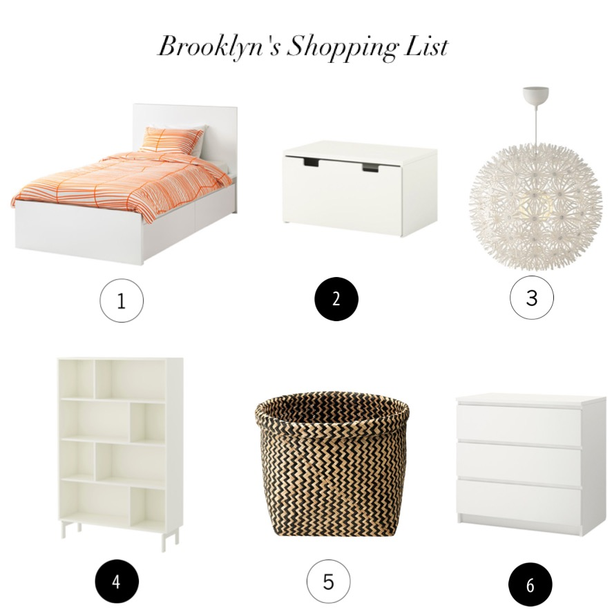 Brooklyn's Sustainable Bedroom Makeover