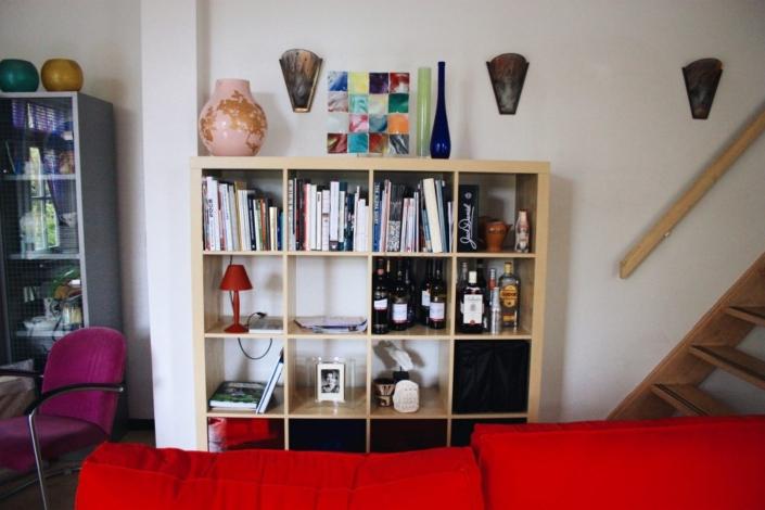 aphrochic - bookcase