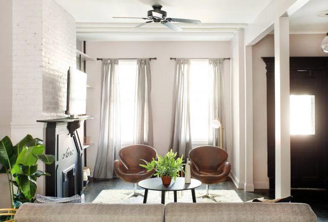 Bedford Stuyvesant Interior Design