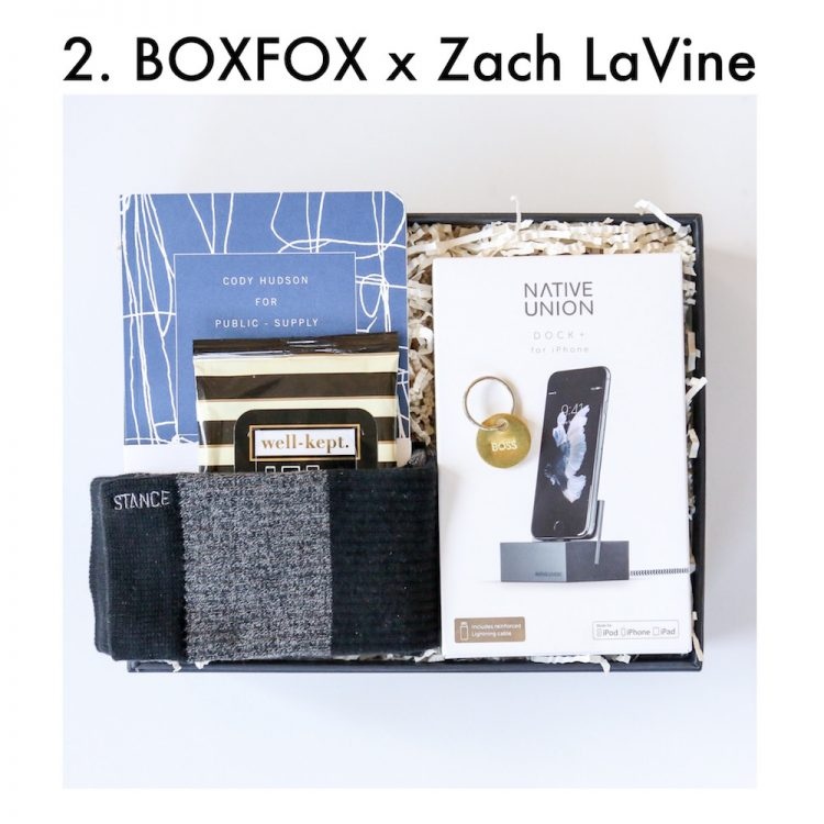 aphrochic - boxfox and zach lavine