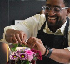 aphrochic - Chef Rashad Frazier Buttermilk Biscuits