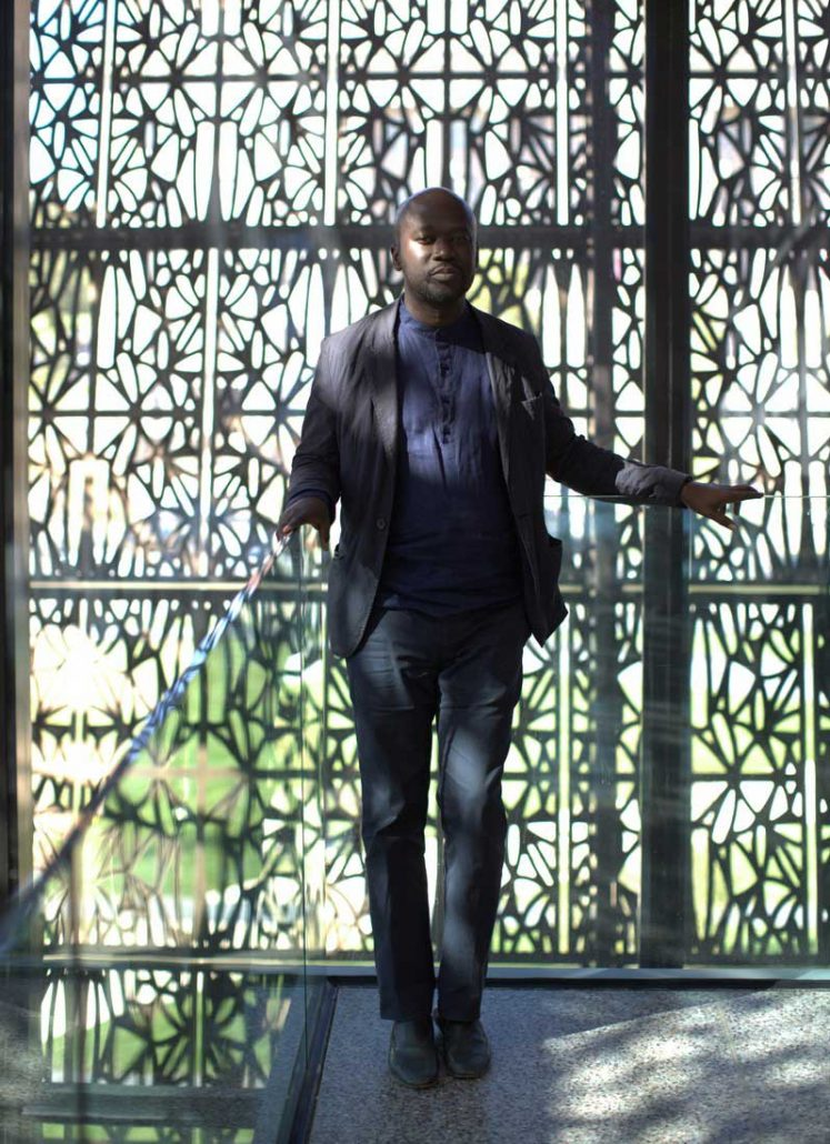 aphrochic - David Adjaye National Museum of African American History and Culture