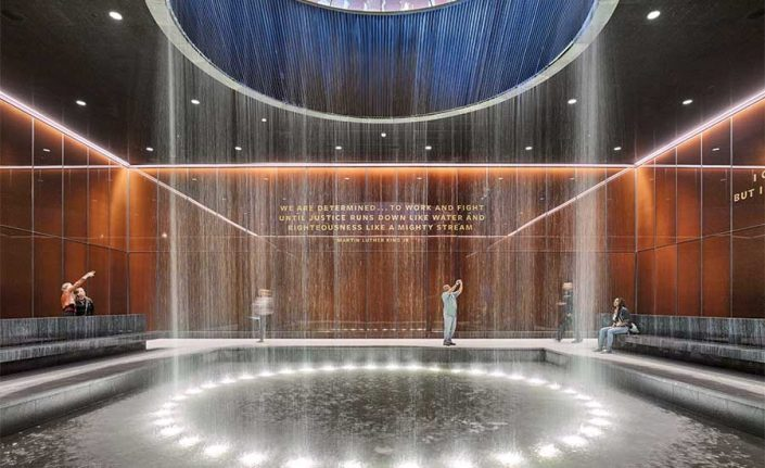 aphrochic - National Museum Of African American History And Culture Fountain