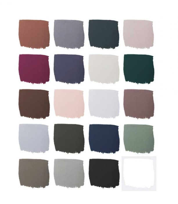 aphrochic - Brooklyn In Color Paint Palette