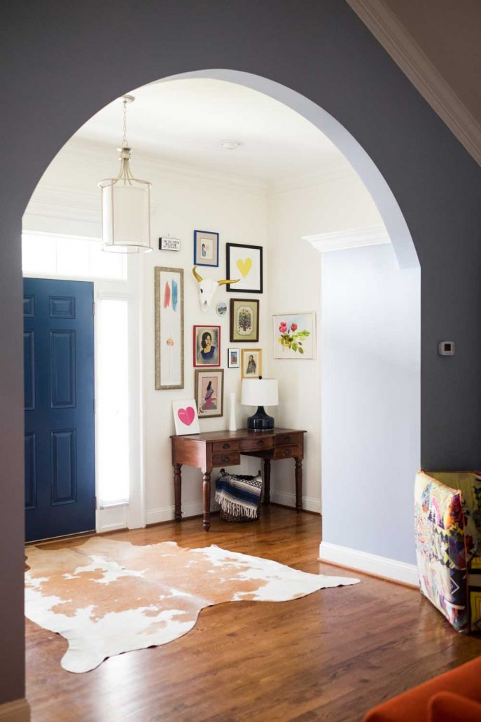 nice home arch design.  aphrochic Stacey Blake North Carolina home Design Addict Entryway Bold And Beautiful In AphroChic Modern Soulful Style
