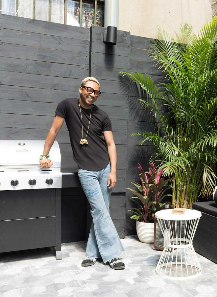A Fashion Inspired Oasis In The Bronx Jerome LaMaar
