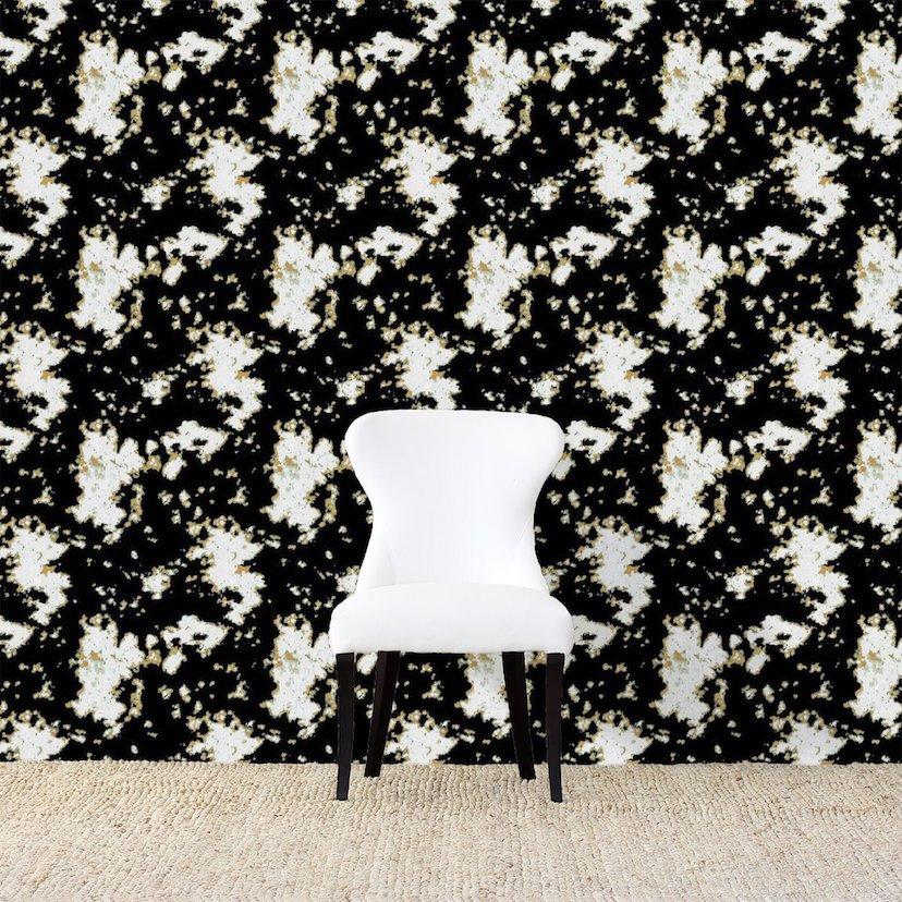Batik Wallpaper - AphroChic