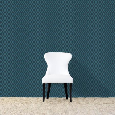 Haze Blue Wallpaper