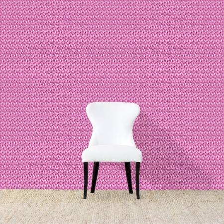 Joujou Fuchsia Wallpaper