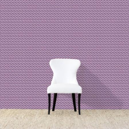 Joujou Purple Wallpaper