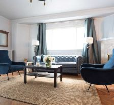 The Culture Of Color: A Philadelphia Home Transformed