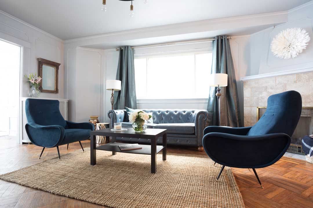 The Culture Of Color: A Philadelphia Home Transformed ...