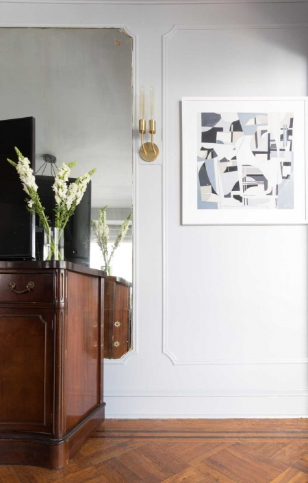Belfield Living Room Art