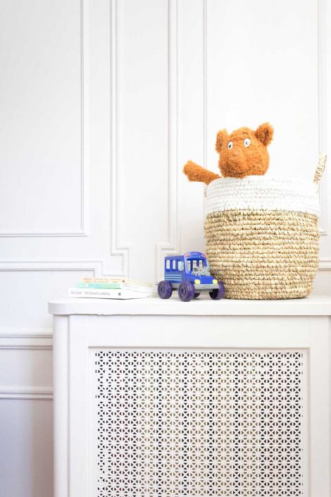 Belfield Play Room Basket