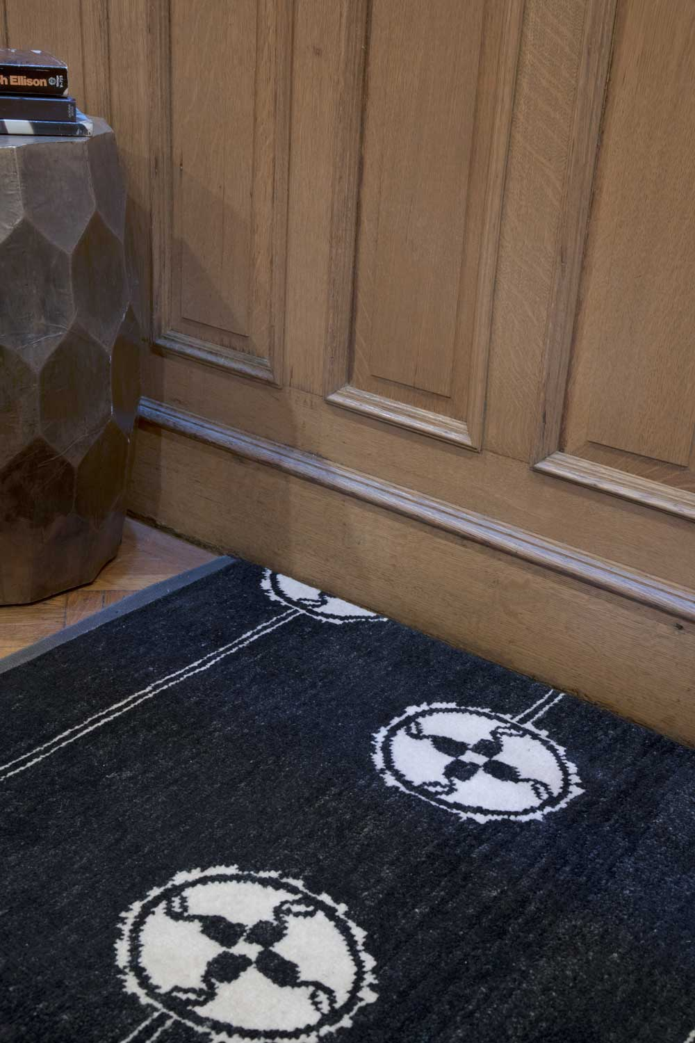 Day Rug Black Library
