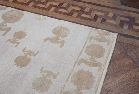 Silhouette Rug Library 2