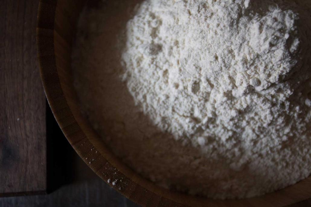 Fried Chicken Sandwich Flour