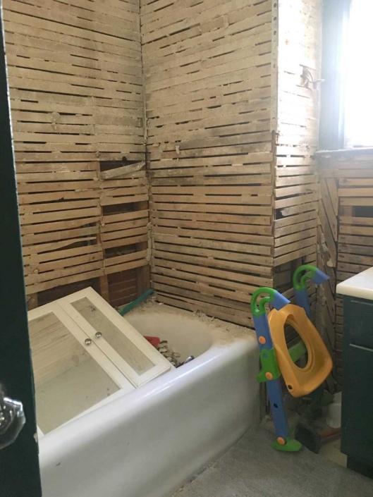 Bathroom Makeover Bathtub Renovation