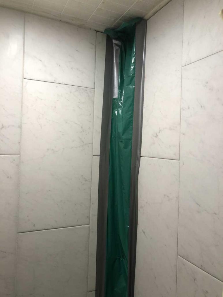 Bathroom Makeover Shower Renovation