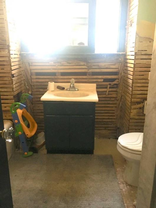Bathroom Makeover Sink Renovation