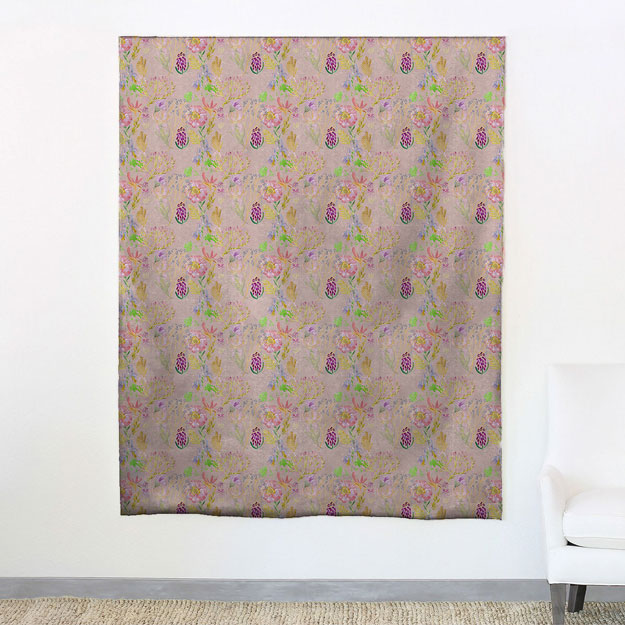 Ailey Fabric Pinkweb