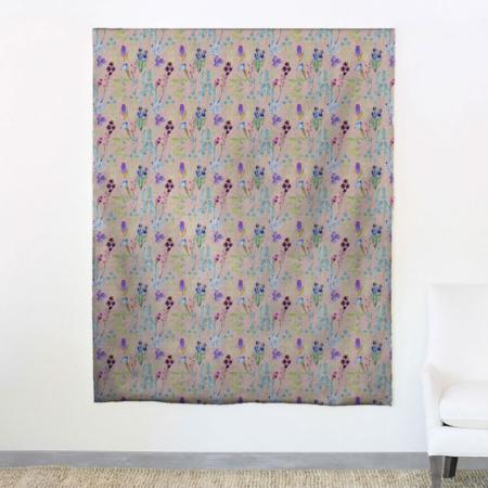 Dunham Fabric Pinkweb