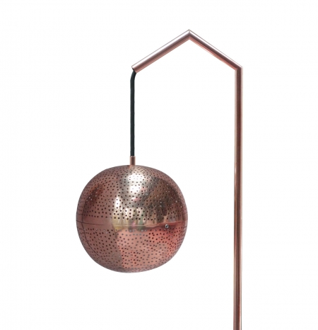Floor Lamp Copperweb