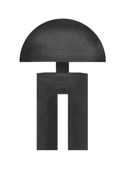 Table Lamp Gunmetalweb
