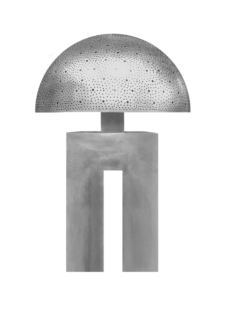 Table Lamp Silverweb