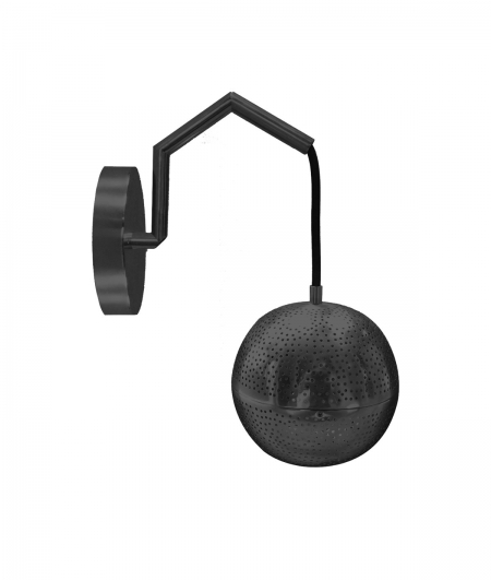 Wall Sconce Gunmetalweb